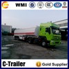 20 years Manufacturing experience original trailer factory 3 axle LNG tank semi trailer