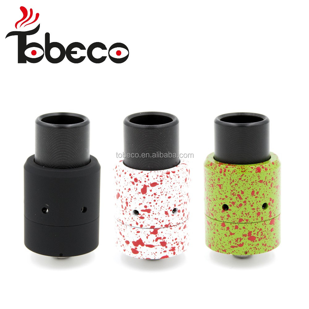 2016 Top selling 13 colors e cigarette products Velocity v2 rda/ Velocity v2 tobeco