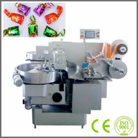 Automatic Top Twist Sweets Packaging Machinery