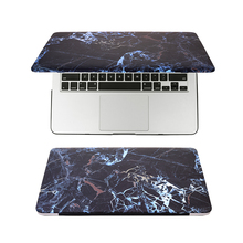 Rubberized matte frosted laptop protect shell cover case for Apple Macbook Pro Air Retina 13.3''