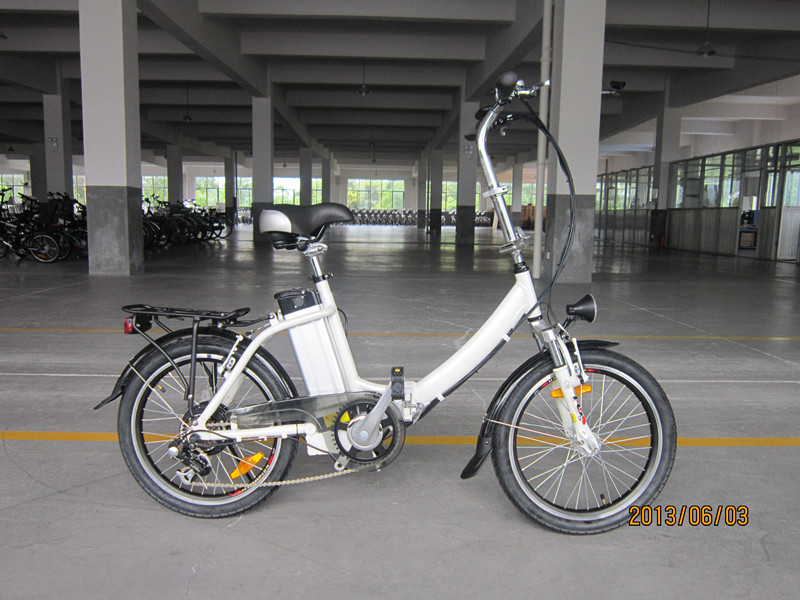 flatbe pit electric bike with battery 36v li-ion XY-EB003F