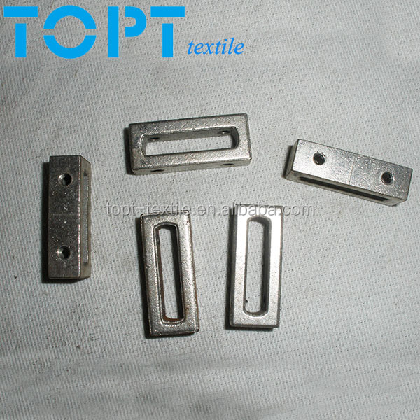 good quality Chenille normal guage clamp used for chenille machinery/textile machine spare parts..