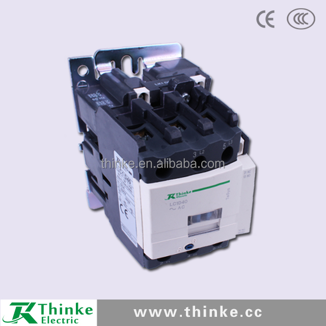 LC1-D40 Telemechanic Contactor