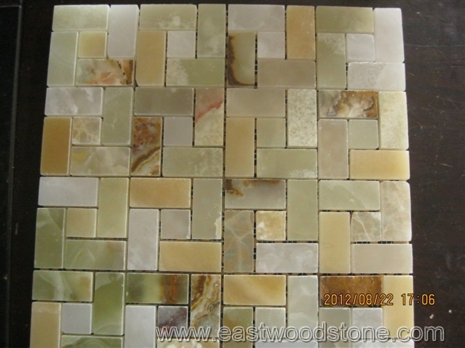 mosaic tile home depot
