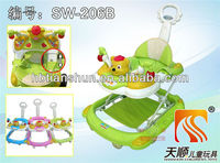 The go- cart /New PP big plate baby walker