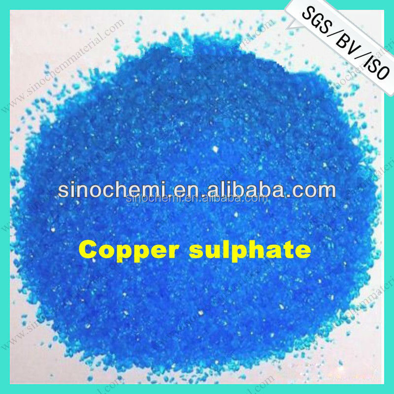 Agriculture grade high quality Copper Sulphate for poultry feed additive