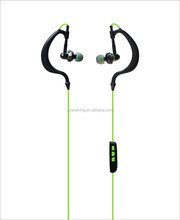 c sport bluetooth headphone waterproof for Mobile phone with 70mAh Battery