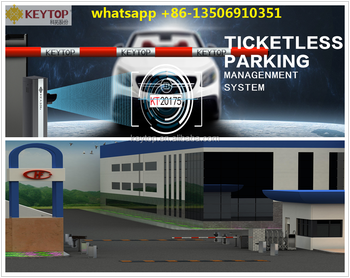 Parking payment system parking lot management system with autopay station