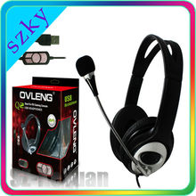 High Quality OVLENG Brand New Super Bass Stereo Headphones