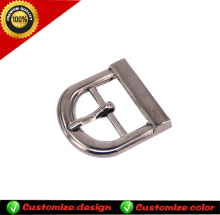 Popular sandal decoration zinc shoe buckle accessories