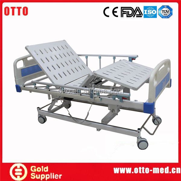 3 function electric hill rom hospital bed equipment for the disabled
