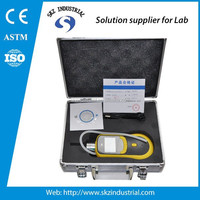 Portable digital ethylene oxide gas detector alarm