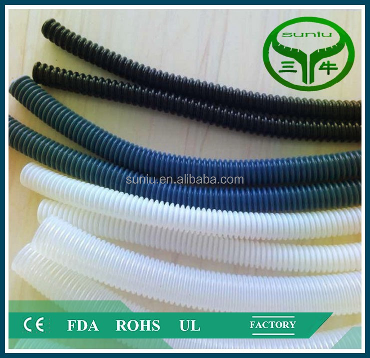 New style new coming ptfe convoluted hose tube