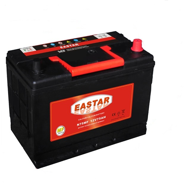 Factory price MF lead acid battery 12v automotive car battery manufacturer JIS and DIN standard korea battery
