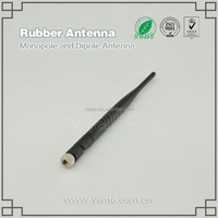 5dbi wifi 4G LTE antenna /duck rubber bent antenna sma male connector