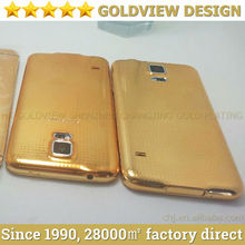 24k gold body housing for samsung galaxy note 3,24k gold housing for samsung galaxy s5,housing replacement for samsung galaxy s5