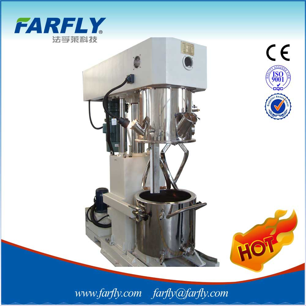 China Farfly FXJ high quality various blades planetary mixer chemical machine