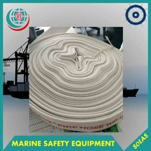 Marine 1 Inch Single Side Fire Hose C/W Good Price,PVC