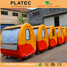 Street Vending Carts/Food truck for sale in china Mobile Fast Kiosk/Fast Mobile Food Trailer
