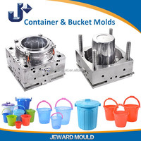 Low Price Plastic Water Bucket injection Mould from China Mold Supplier