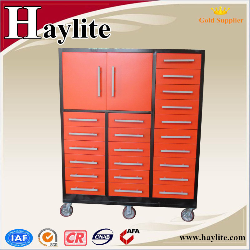Heavy Duty Steel 72 inch drawer metal storage tool cabinet