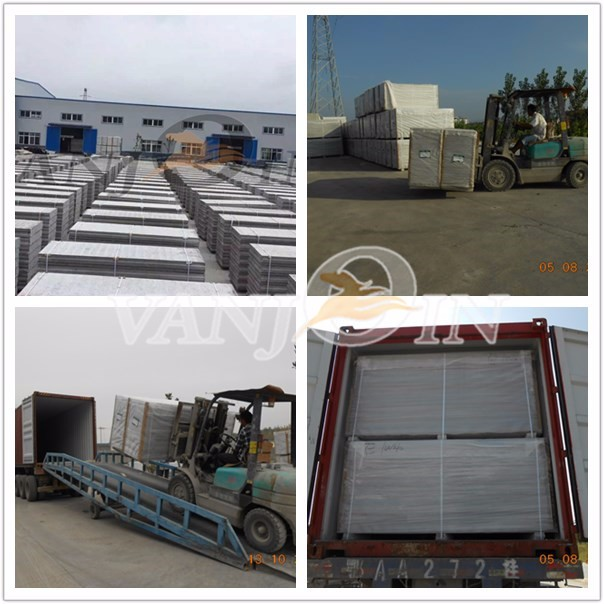 Vanjoin Lightweight Prefabricated Sandwich Panels