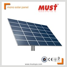 High Quality CE Certified Solar PV Panel Solar Module 12v 130w solar panel