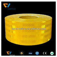 high light road safety 3m diamond grade retro reflective plastic sheeting tape