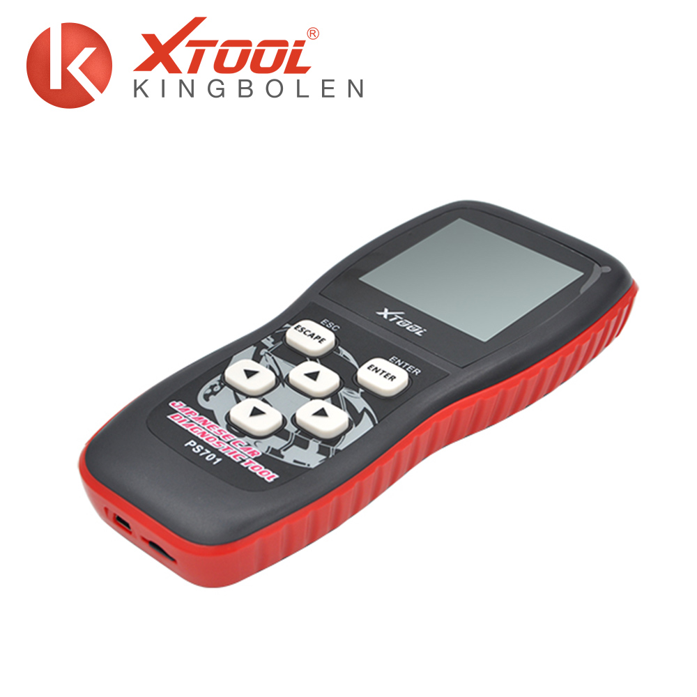 Update via Internet xtool ps70 scanner automobile diagnostic for Japanese car