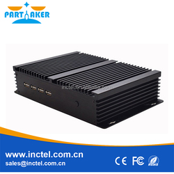 The Newly Designed SO-DIMM DDR3 204pins Fanless Mini Itx Case