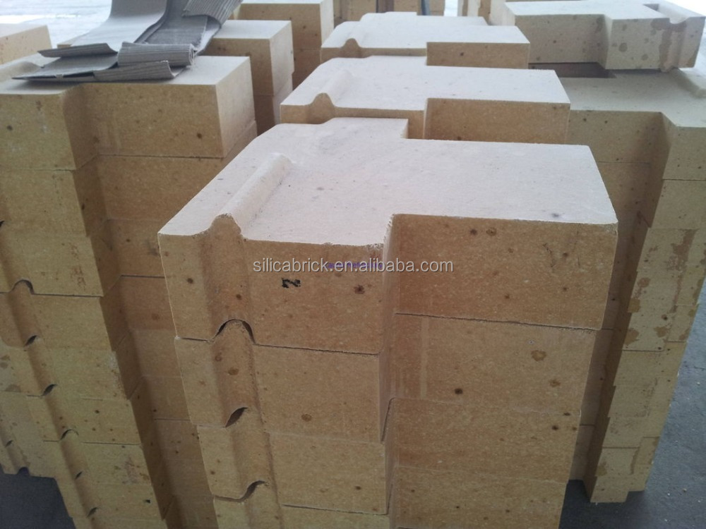 High silica lining brick for ball mill
