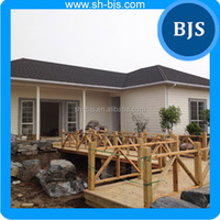 2015 China Supply Modern Prefab Houses Prefabricated Homes Prices