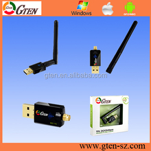 2014 stronger online anywhere 2000mw wireless usb adapter 150/300Mbps