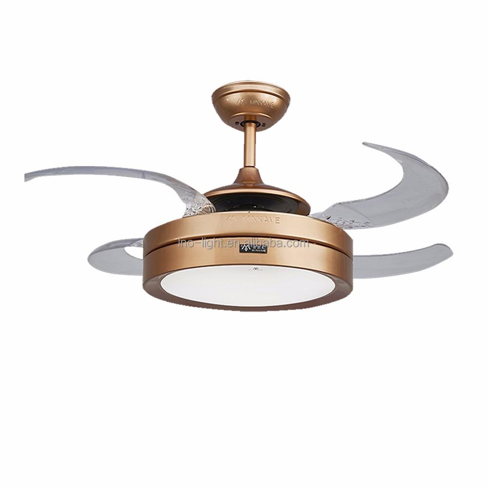 "Hidden Ceiling Fan 42"" orient ceiling fan with plastic hidden blades - buy orient"