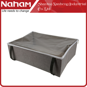 NAHAM professional manufacturer foldable underwear sock closet organizer box