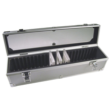 Hold 25 Pieces Of Coin Slab Aluminum Storage Box Case
