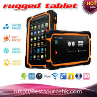 Cheap 7 Inch Rugged Outdoor Tablet For Outdoor Work With Android Gps 3g Phone Outdoor Tablet