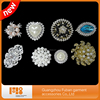 2016 fashion jewerly cheap bridal crystal rhinestone brooch wedding brooches for women
