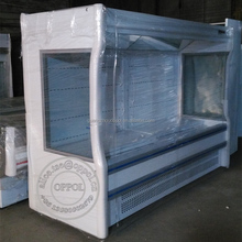 Display Cooler Type and CE Certification refrigeration upright showcase for supermarket