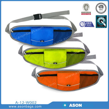 Fashional Polyester Waist Bag