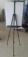 hot selling metal easel display stand