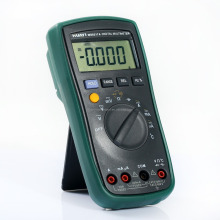Low price handheld digital multimeter Fluke 17B fit, professional 1000V 10A digital AC DC multimeter MS8217A with temp test