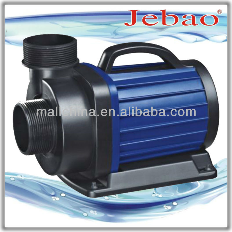 High Efficiency Stream Pool Pump