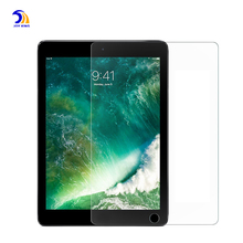 Anti Fingerprints 9h tempered glass screen protector film for ipad pro 9.7 / 10.5 / 12.9 inch