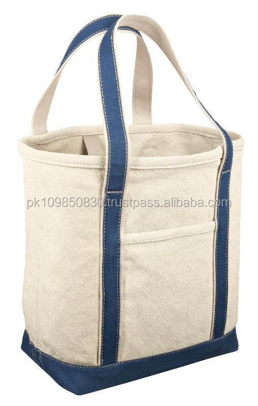 Cotton Canvas tote bags for shopping