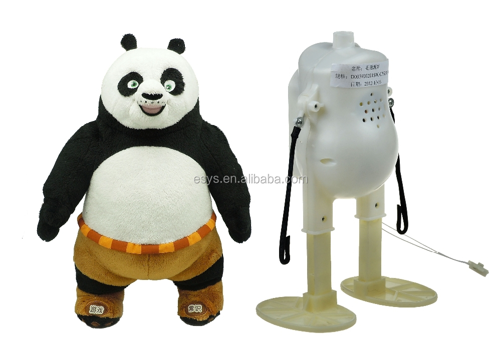 2016 Electric Plush Music Sing Dancing panda