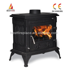 Decorative cast iron wood burner/stove