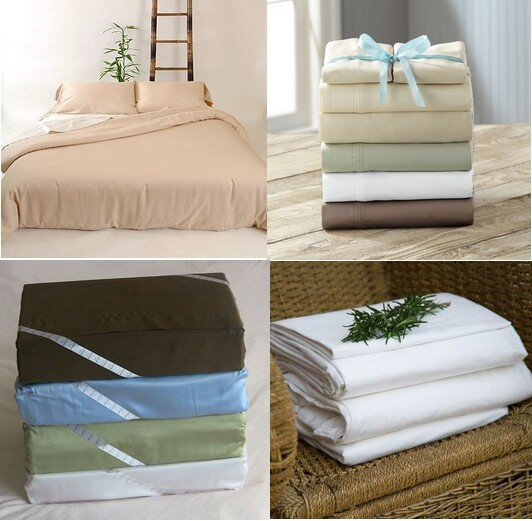 King Bamboo Viscose Pillowcases - White - Pearl White