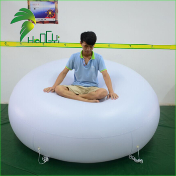 Newest Customized Water Pool Float,Inflatable Gymnastic Floating Mat For Sale