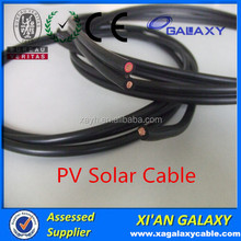TUV approved 2pfg excellent resistance to abrasion Solar cable 1.5mm
